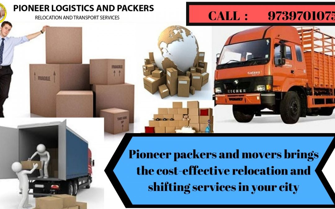 Best Packers Movers Services In Banglore: Pioneer packers and movers brings the cost-effective relocation